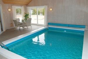 sommerhus svømmingpool